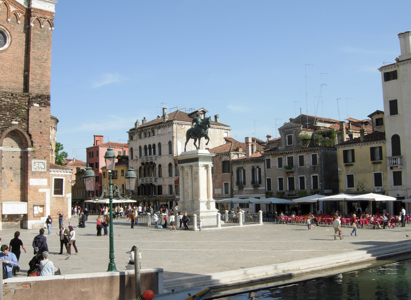 The Colleoni Monument